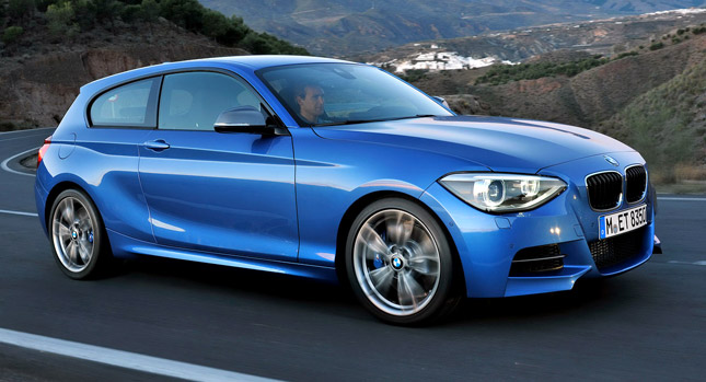 bmw 1 series three door hatchback variant of model about cars. Black Bedroom Furniture Sets. Home Design Ideas