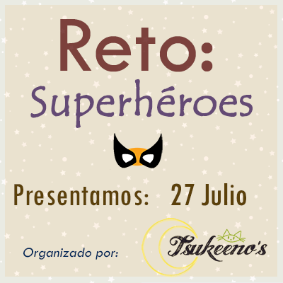 Reto superhéroes