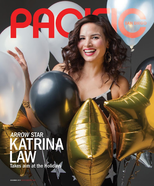 Actress, @ Katrina Law - Pacific San Diego, December 2015