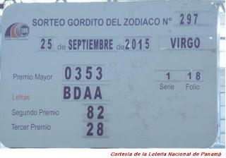 resultados-gordito-del-zodiaco-viernes-25-de-septiembre-2015-loteria-nacional-de-panama