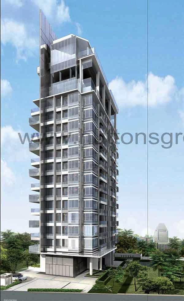 The Peak @ Cairnhill I 15 storey development