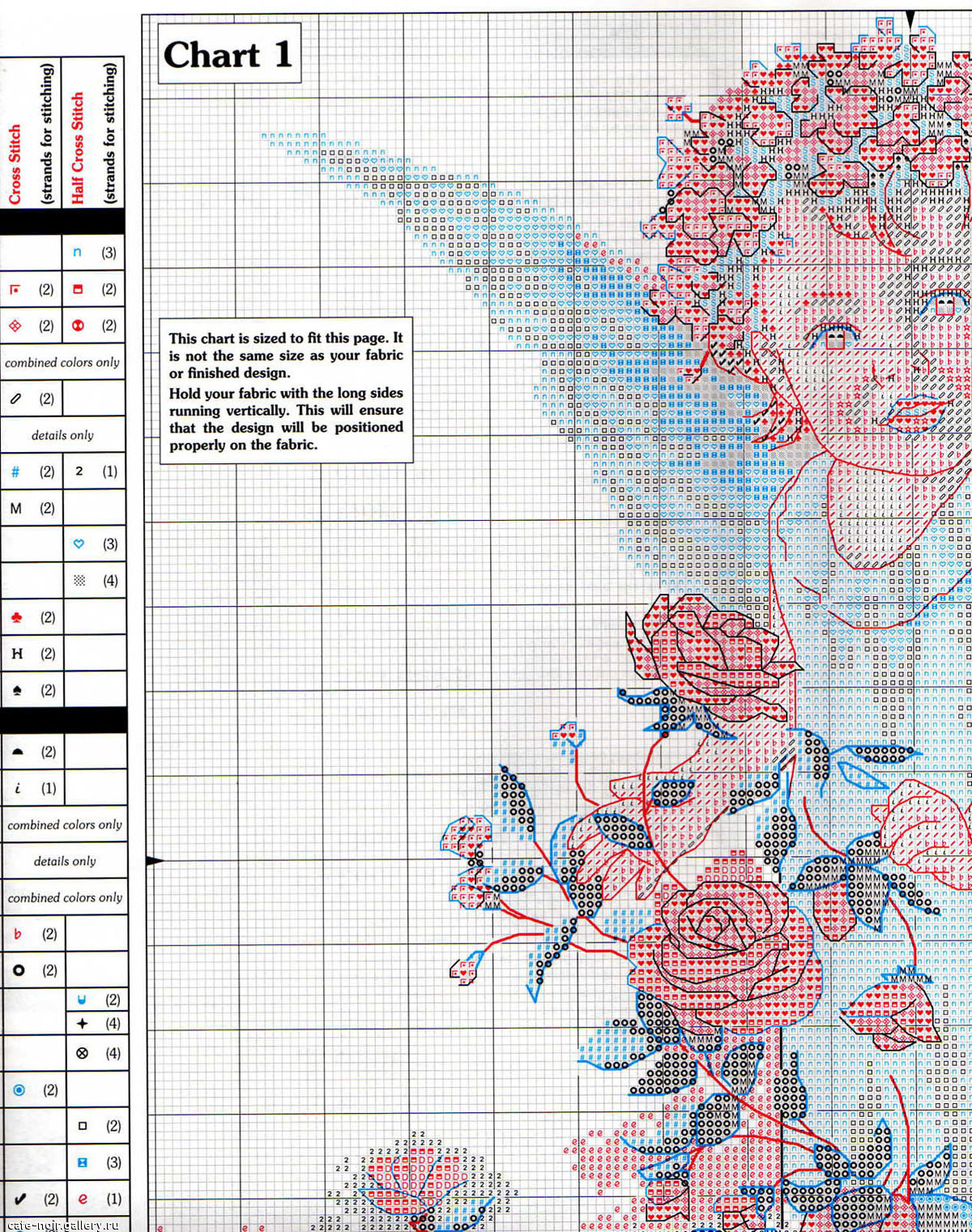 Graficos punto de cruz gratis angel 11 - Videos de punto de cruz ...