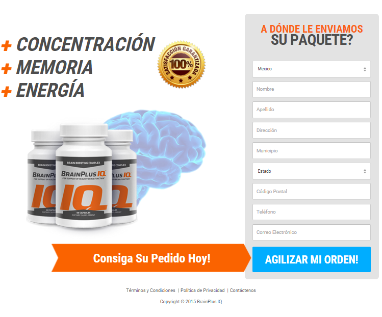 BRAIN PLUS IQ MEXICO