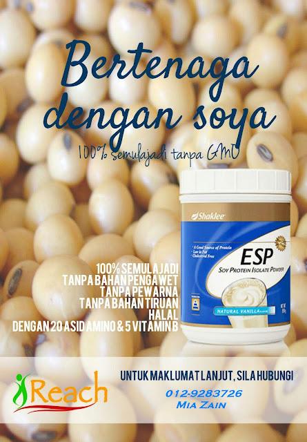 ESP, protein terbaik