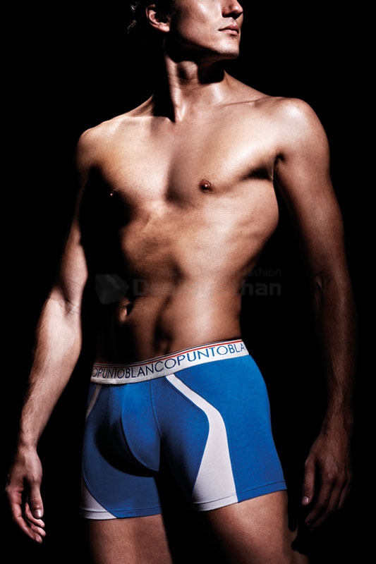 Punto Blanko underwear -Transform boxer