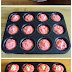 Strawberry Cupcakes with Cheesecake Filling