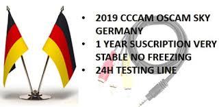 FULL SKY GERMANY ON.