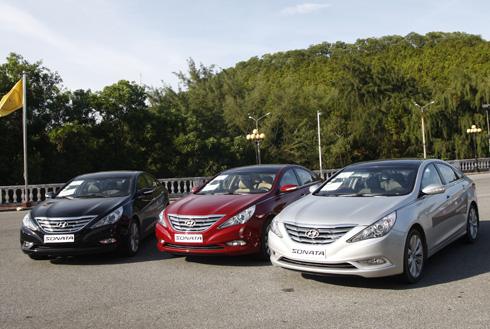 xe hyundai sonata 2012 Xe Hyundai Sonata 2012