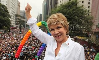 """Marta Suplicy e ABGLT preparam-se para lançar projeto de lei anti-""""homofobia"""" no lugar do PLC 122. Regra de 3 em ação? Lei irá impor controle na internet."""