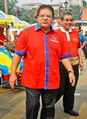 Bersama YBM Dato Tengku Adnan