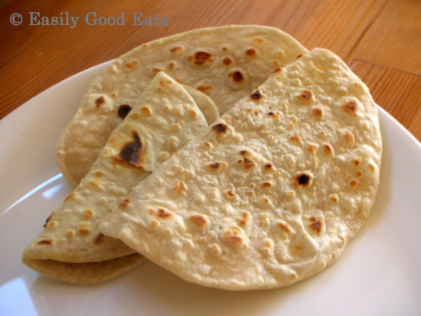 Easily Good Eats: Piadina Recipe