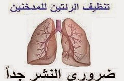 كيف تنظف رئتيك من سموم التدخين في 3 أيام