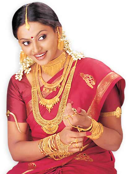 of Hindu south Indian bride looks have a look at the pic below Bridal