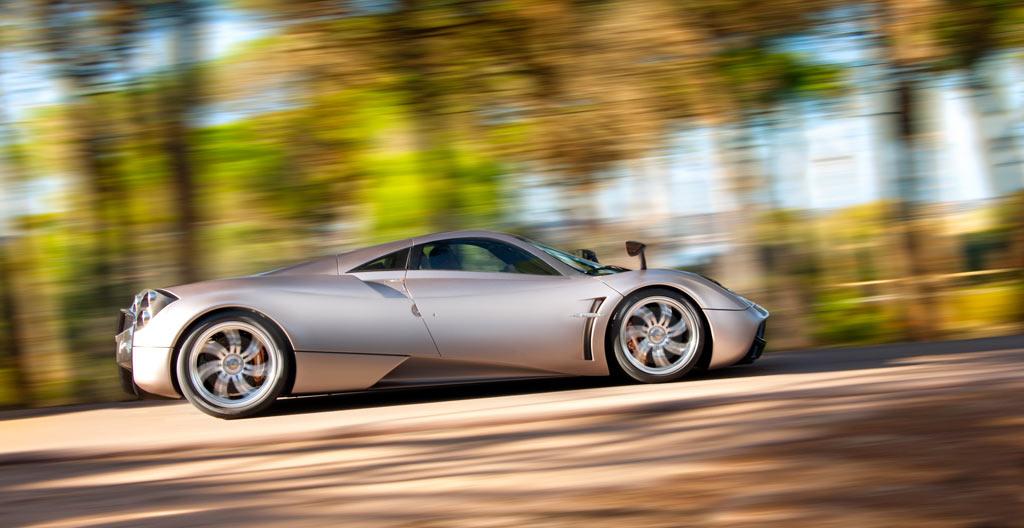 Pagani Huayra Italian Supercar Modern Design By Moderndesign Org