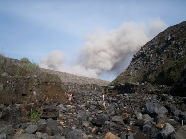 sulawesi volcano guide jotje lala