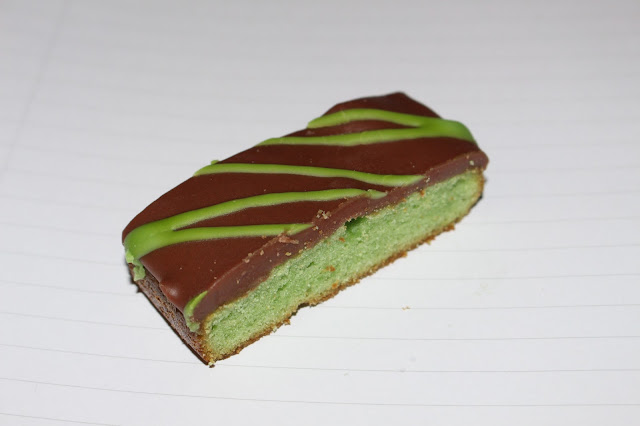 Mr. Kipling Chocolate & Slime Slices