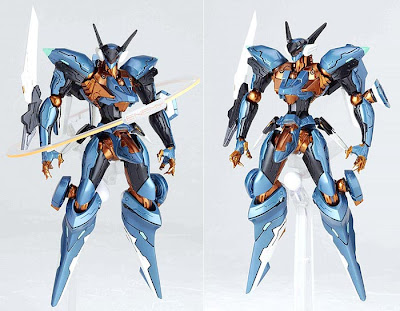 Revoltech Series No. 103 - Zone of the Enders : Jehuty