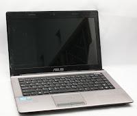 Jual Laptop Bekas Asus A43E