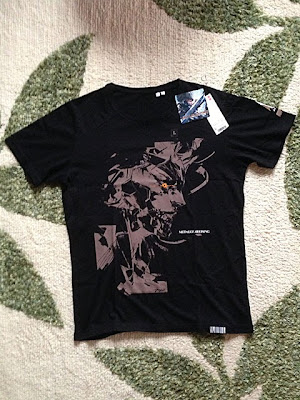 「METAL GEAR RISING REVENGEANCE」Tシャツ