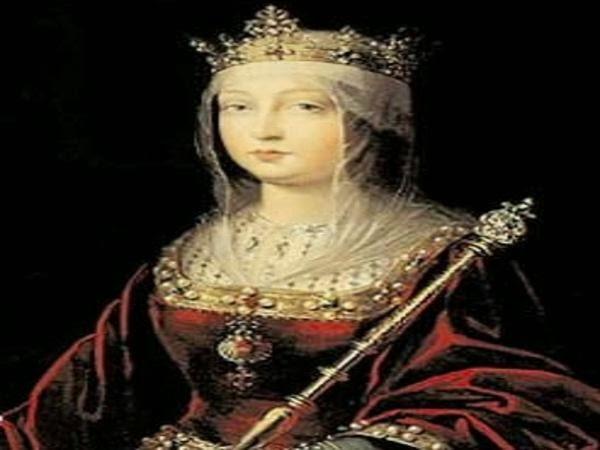 """Isabel I """"La Católica"""""""
