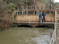 El canal de la Rabeia