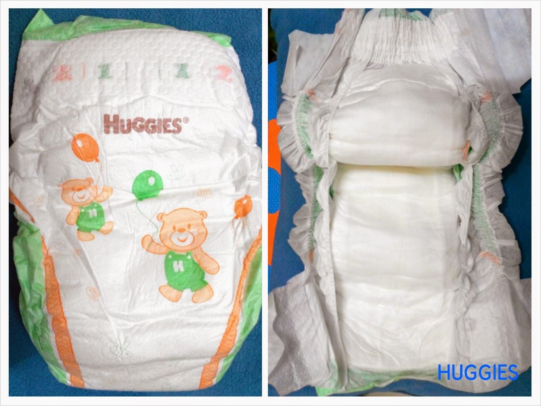 Drypers, Huggies & Mamypoko Dypers