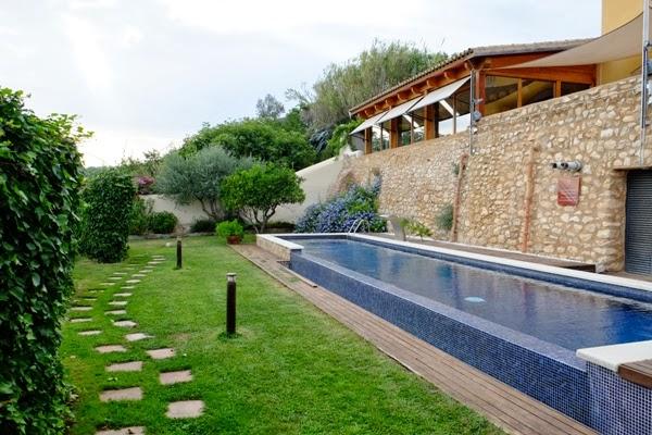 Hotel con encanto Osteria Ibai Sant Pere de Ribes Rusticae Sagardi Fujifilm XE-1
