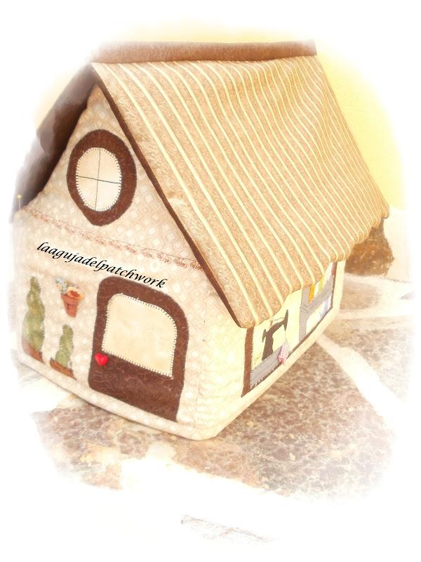 La aguja del patchwork mi casita - La casita del patchwork ...