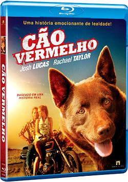 Filme Poster Cão Vermelho BDRip XviD Dual Audio & RMVB Dublado