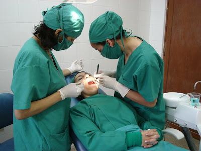 Complicaciones de exodoncia