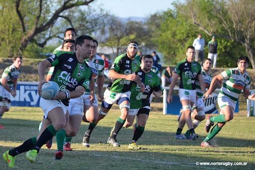 Tucumán Rugby es más puntero que nunca