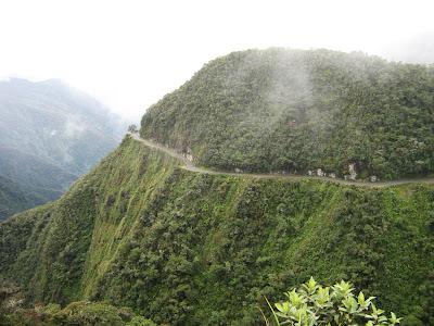 Estrada da Morte - Bolivia