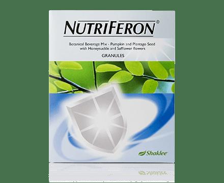 NUTRIFERON SHAKLEE itu lebih baik daripada paracetamol. mana mana brand antibiotik yang doktor bagi