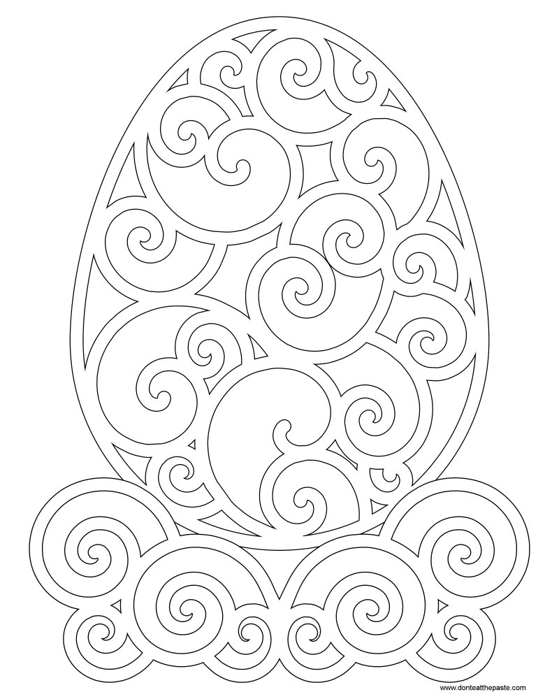 Swirl Free Colouring Pages Swirls Coloring Pages