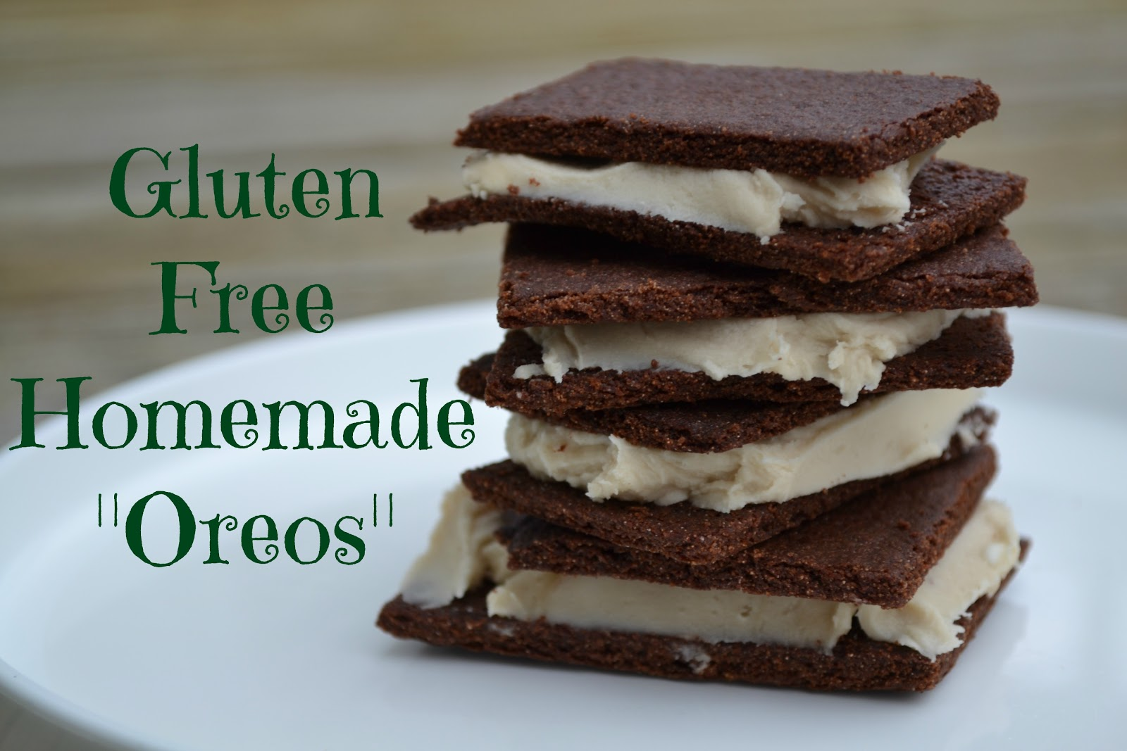 Gluten-Free Oreos Recipe — Dishmaps