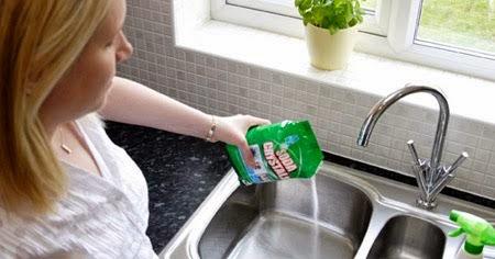 Punto sanitario soluciones para tuberias tapadas o atascadas - Como desatascar el fregadero de la cocina ...