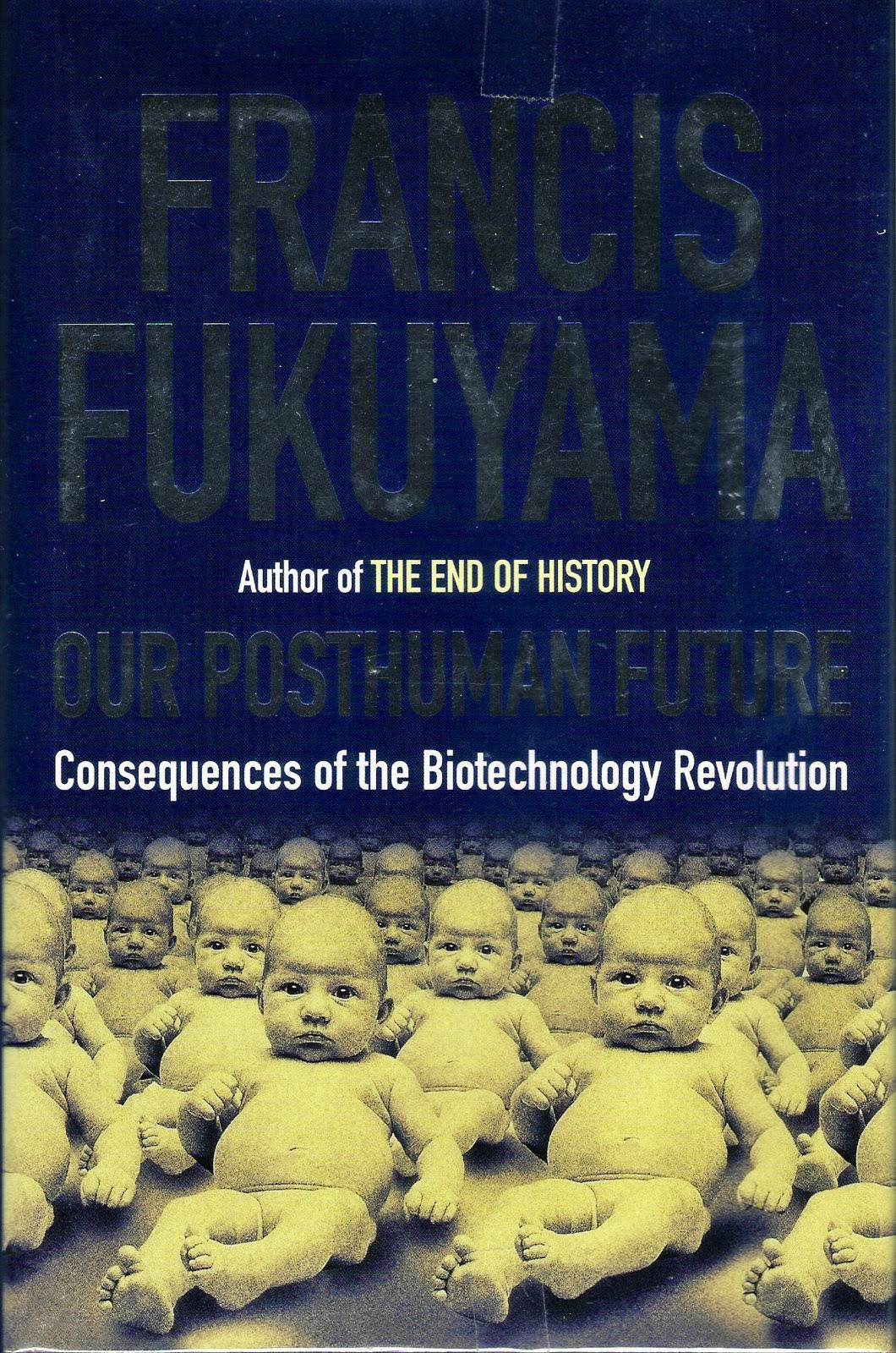 fukuyamas original essay about the end of history In the seventeen years that have passed since the original publication of my essay, the end of history, my hypothesis has been criticised from every conceivable point of view.
