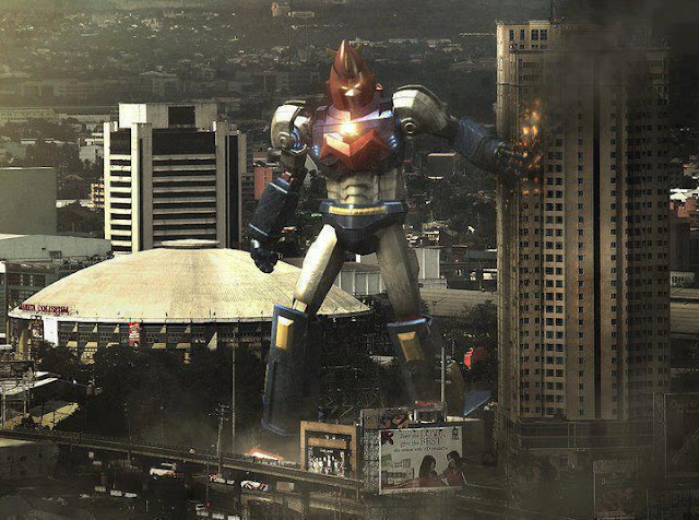 Screw Bourne Legacy, Voltes 5 is in Cubao B*tch!