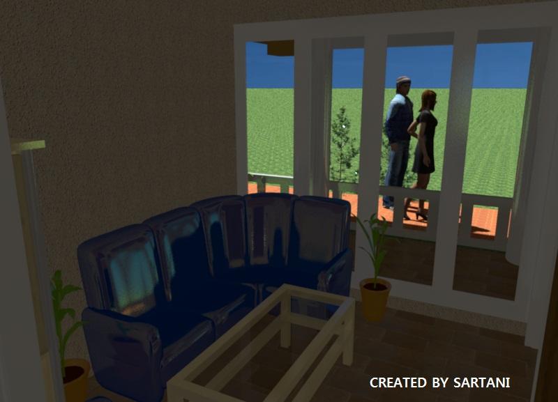 berbagi contoh desain rumah rumah landed 3 kamar tidur