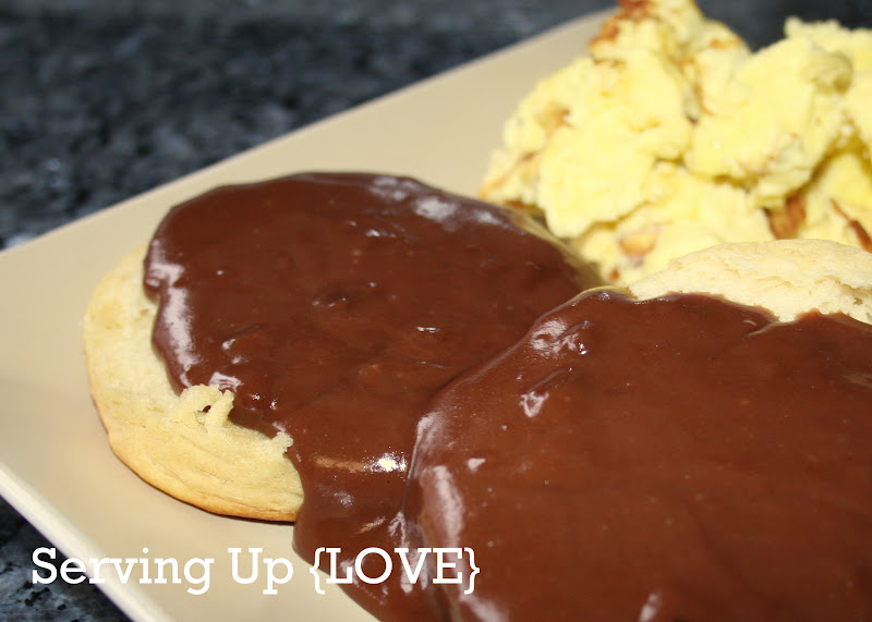 Katherine's Kitchen: Serving Up {Breakfast}: Chocolate ...