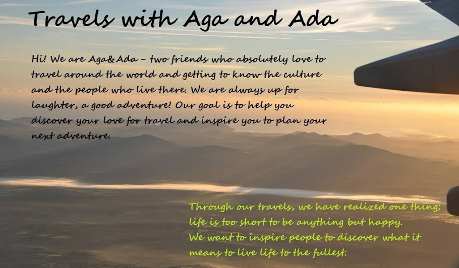 Travels with Aga and Ada