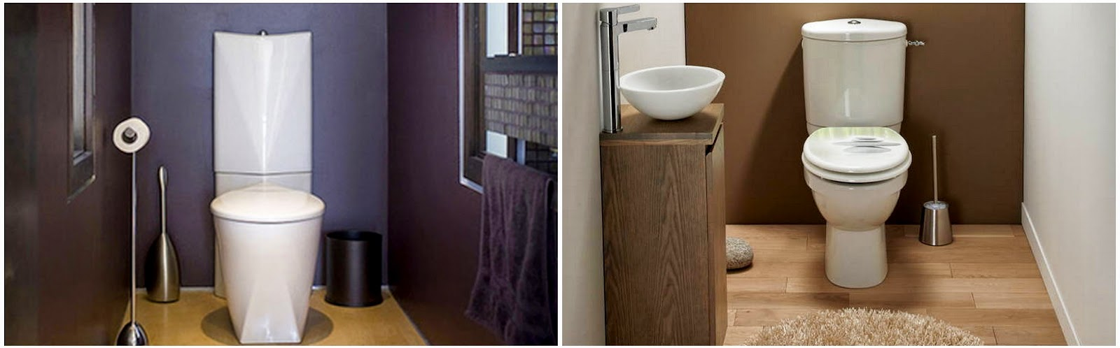 Renovation travaux peinture toilettes wc paris renov ex for Peinture pour toilette