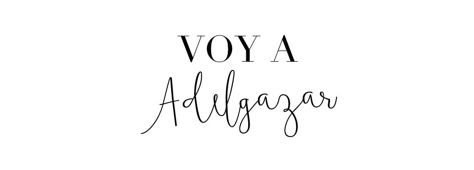 Voy a Adelgazar
