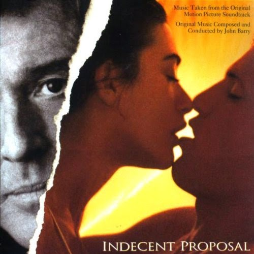 Indecent Proposal, John Barry
