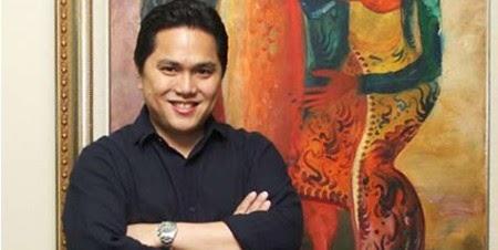 Profil dan Biodata Erick Thohir
