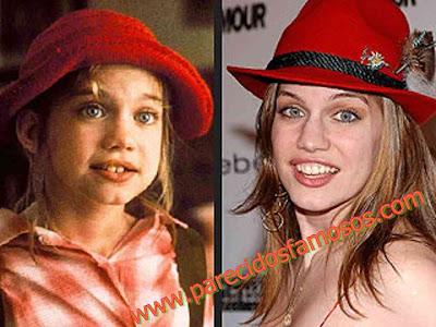 Anna Chlumsky  antes y después