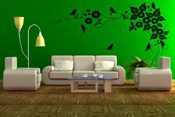 Living Room Color Schemes 20 Green Blue Color Combinations