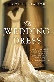 http://www.amazon.com/Wedding-Dress-Rachel-Hauck/dp/1595549633/ref=sr_1_1?ie=UTF8&qid=1435342574&sr=8-1&keywords=the+wedding+dress+rachel+hauck