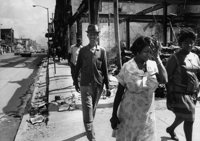 1967 Detroit Riot Vintage Everyday