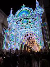 Francavilla Fontana 2014 Festa lights